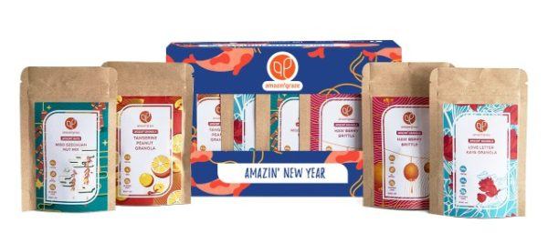 Amazin' Graze's Latest Chinese New Year Treats 2018