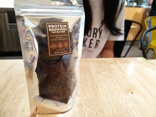 Kurin Protein Brownies