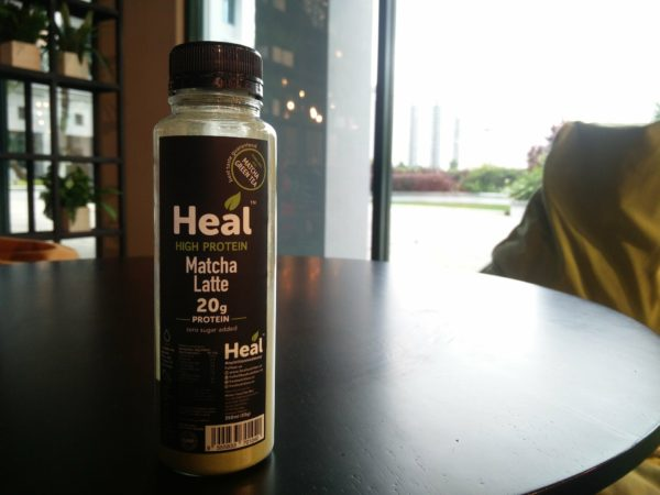 Kurin heal protein shake