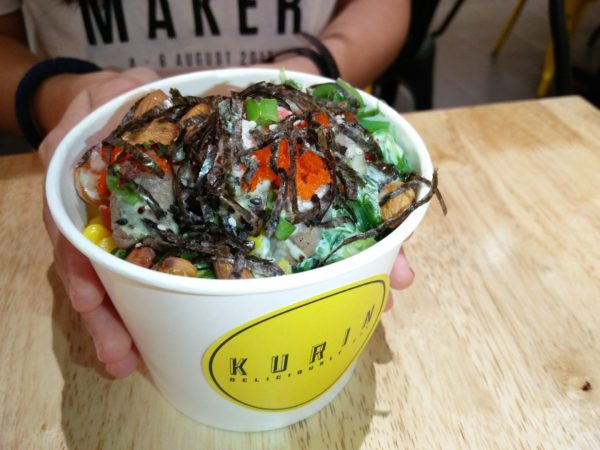 Poké Bowl Spots in KL