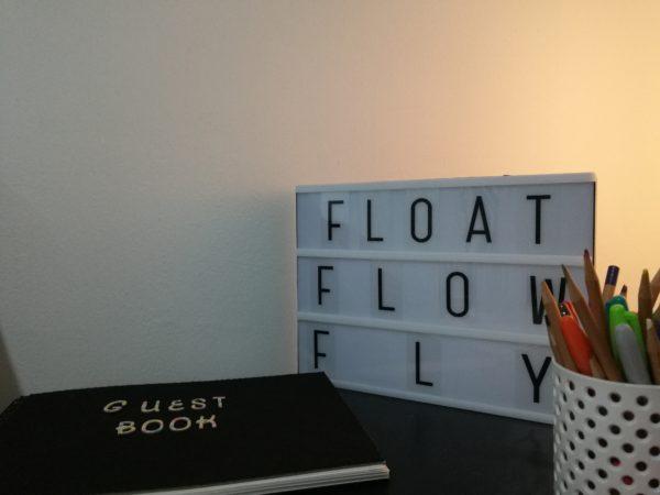 Zero Gravity Float Centre