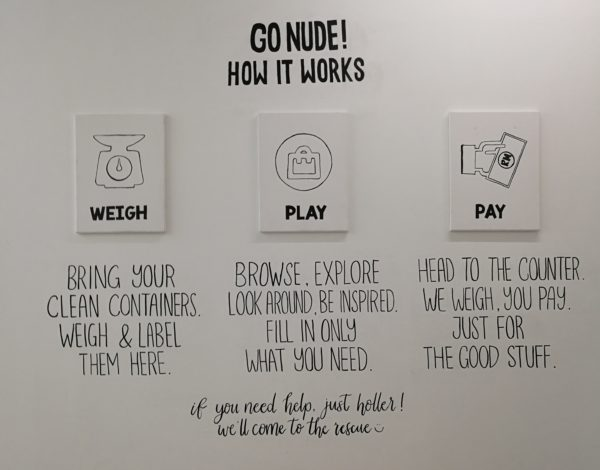 Nude, The Zero Waste Store