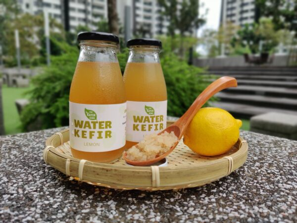 The Kefir King Lemon Water Kefir