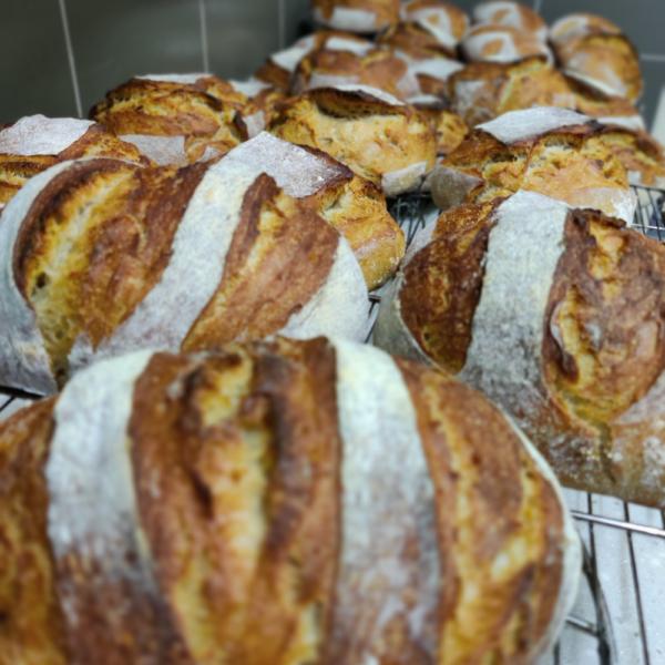 sourdough bread in KL